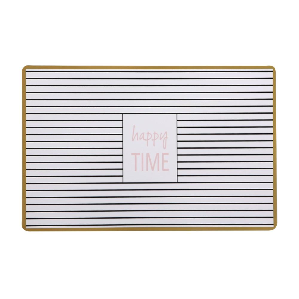 Podkładka na stół / mata stołowa Altom Design More Love dek. 2 28x43 cm