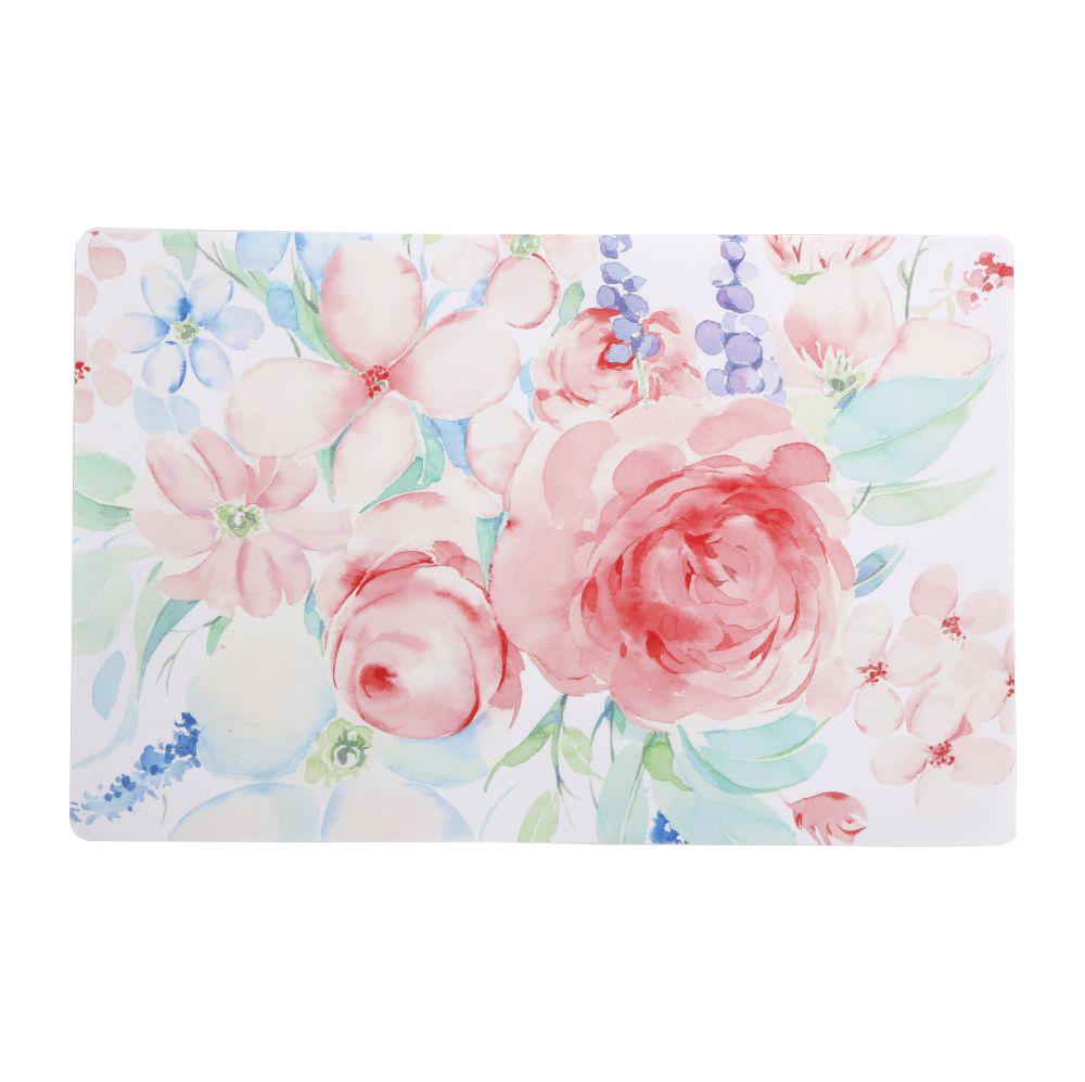 Podkładka / Mata na stół Altom Design Pastelowy Kwiat 28x43 cm