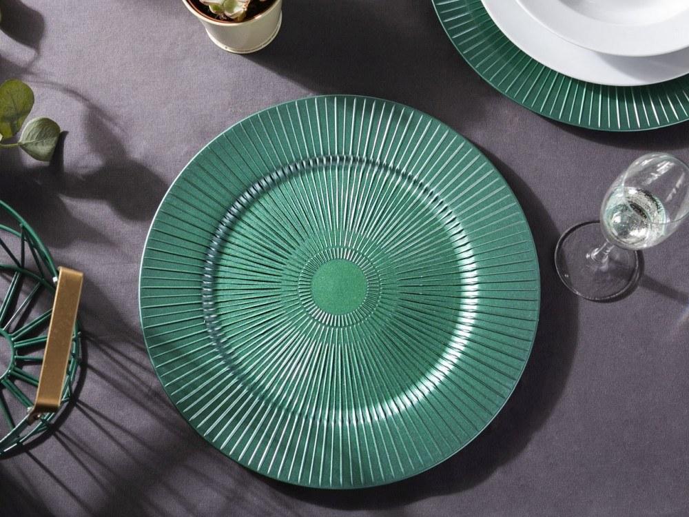 Podkładka pod talerz / na stół Altom Design Promienie 33 cm