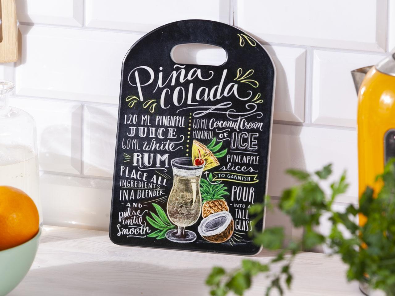 Deska ceramiczna do serwowania / pod garnek Altom Design Pinacolada 18x24 cm