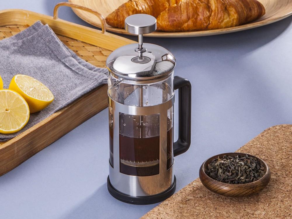 Dzbanek do herbaty w metalowym koszyczku z zaparzaczem Altom Design 350 ml