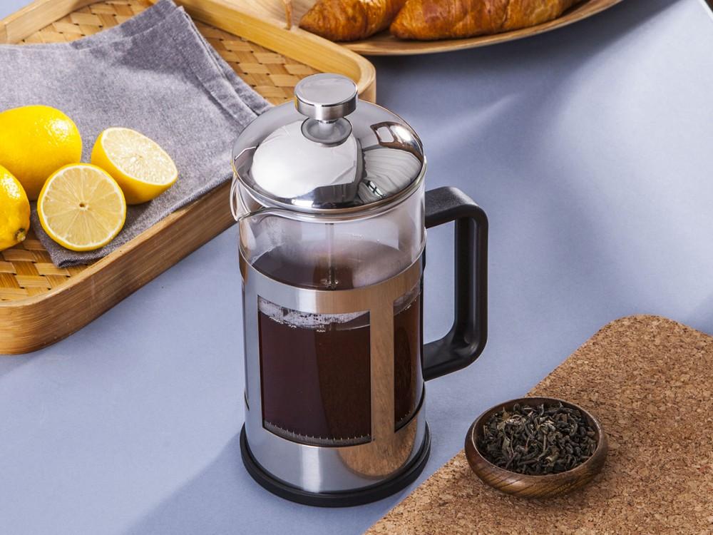 Dzbanek do herbaty w metalowym koszyczku z zaparzaczem Altom Design 1 l