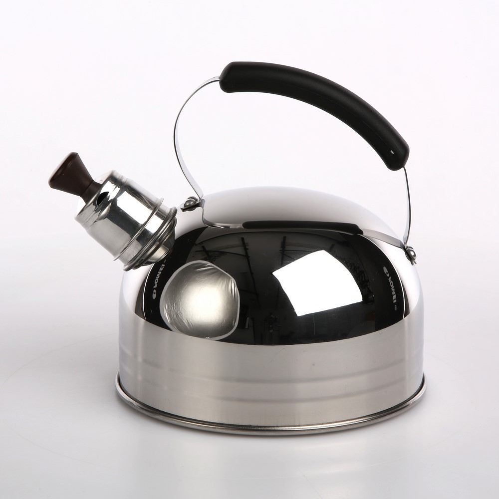 Stainless steel kettle 1,25l 090n