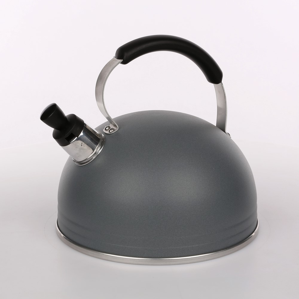 Kettle 3l fixed handle anthracite