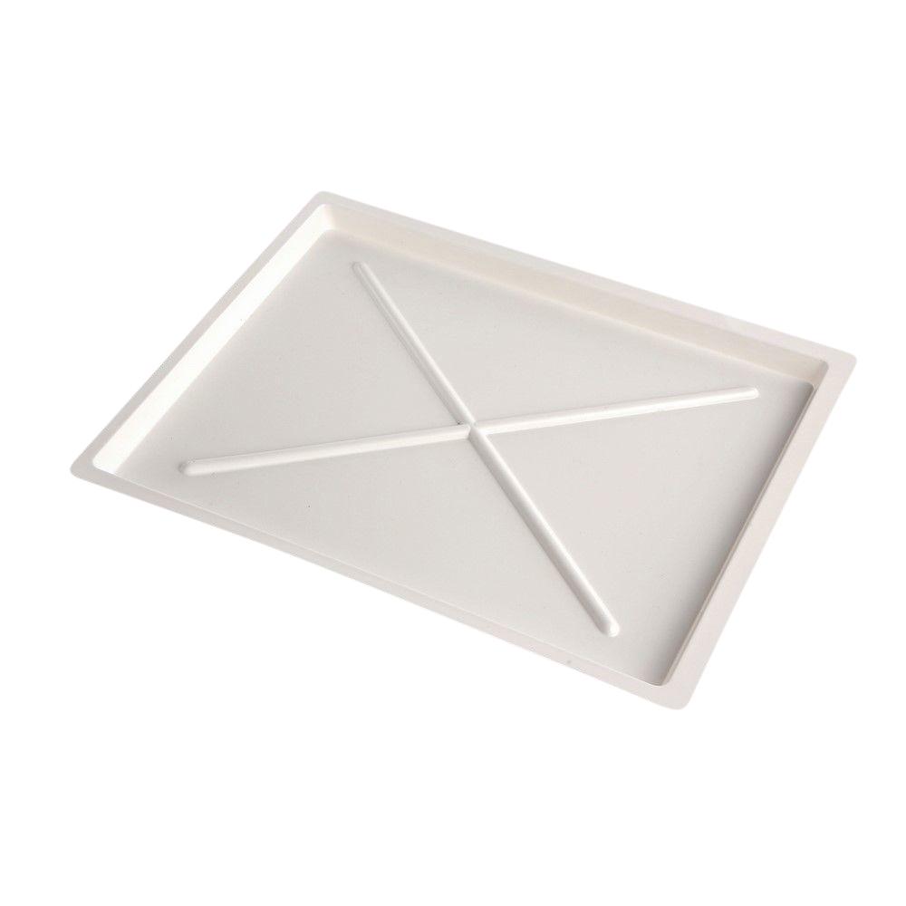 Tacka do suszarki do naczyń 2-poziomowej (30 cm) Metpol Kombo 36x28 cm