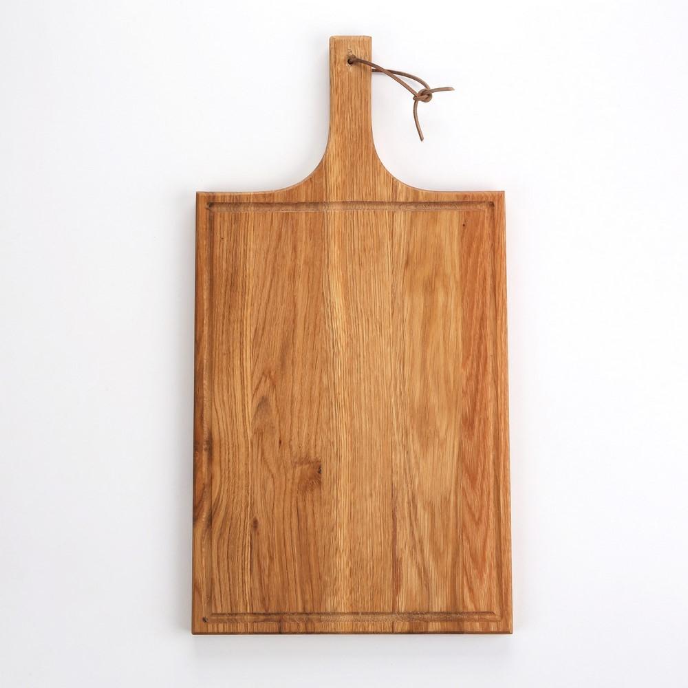 Deska do krojenia dębowa 54 cm