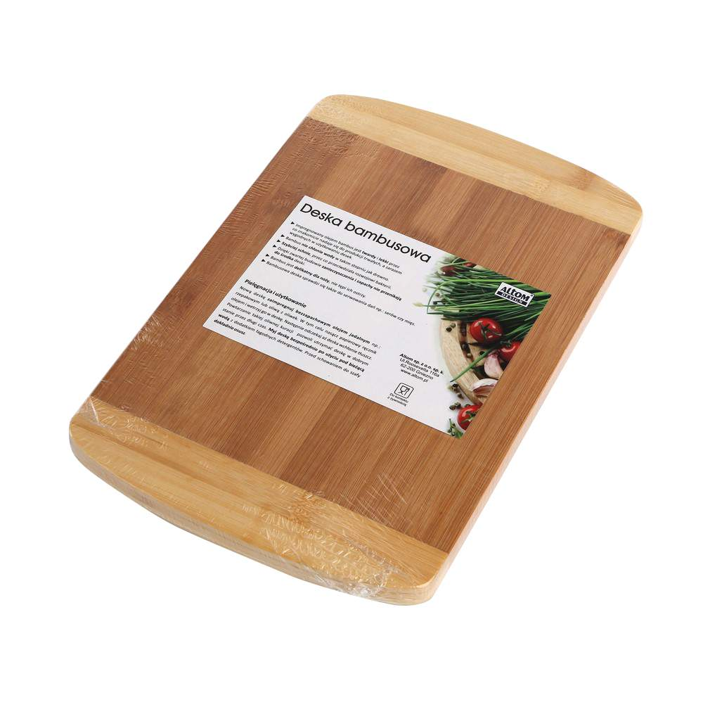 Deska do krojenia Altom Design bambusowa 30x20 cm