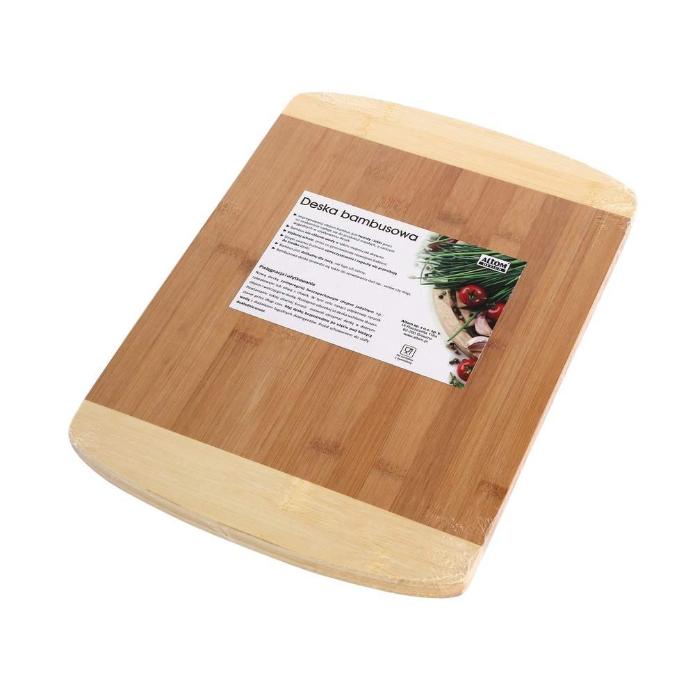 Deska do krojenia Altom Design bambusowa 34x24 cm