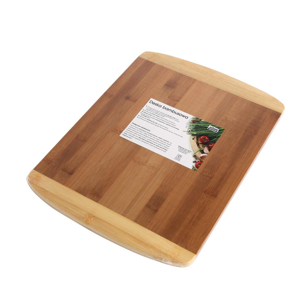 Deska do krojenia Altom Design bambusowa 40x30 cm