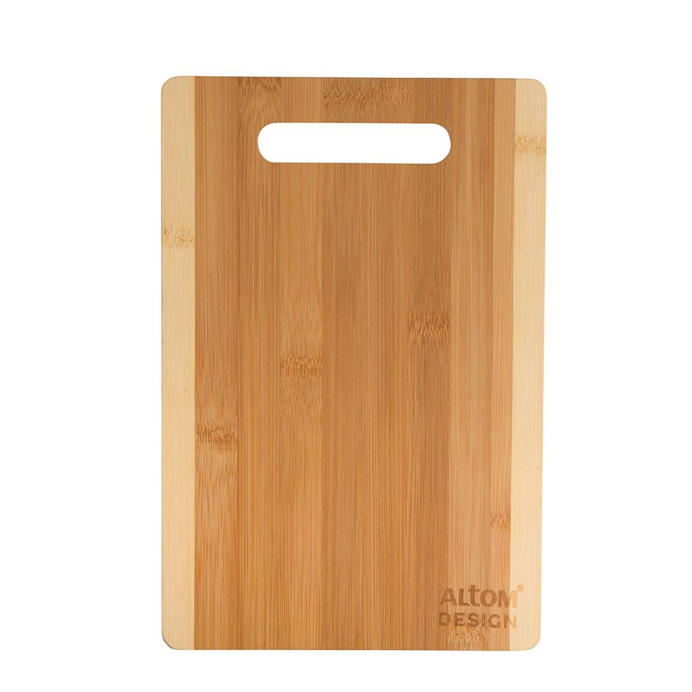 Organic deska bambusowa 30x20x1 cm/Bądź Eko