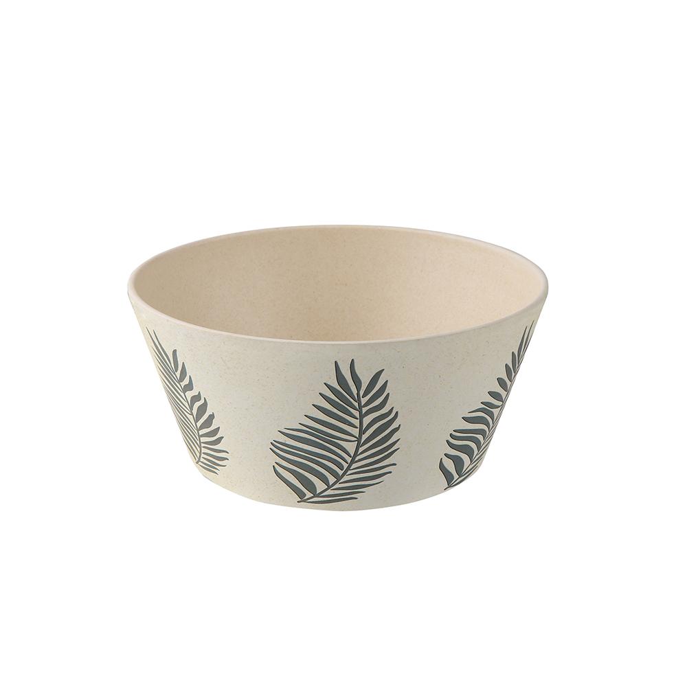 Organic bamboo fiber bowl dia 14,5 cm