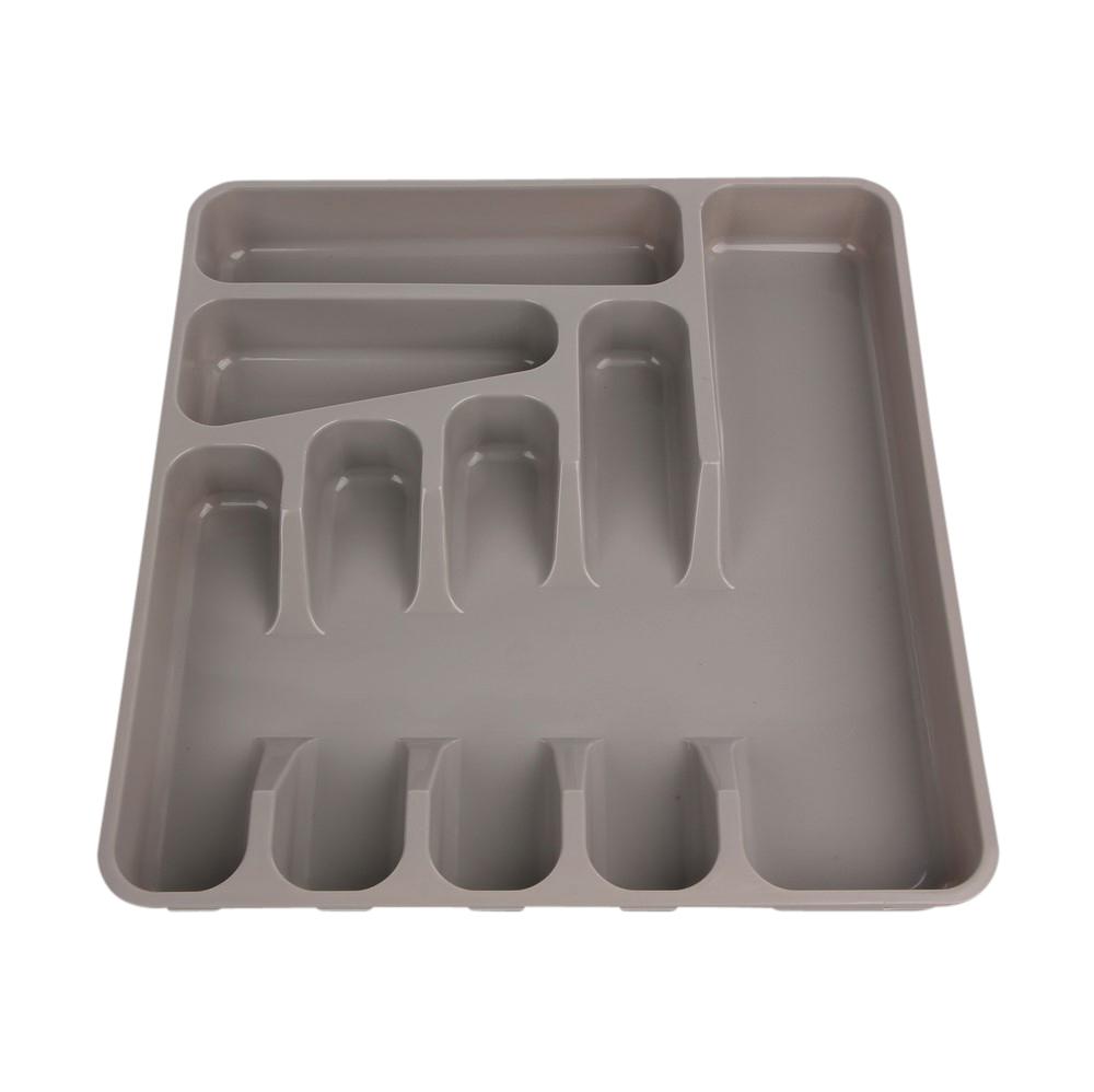 Wkład do szuflady Keeeper Pablo Szary 39,5x37x5 cm