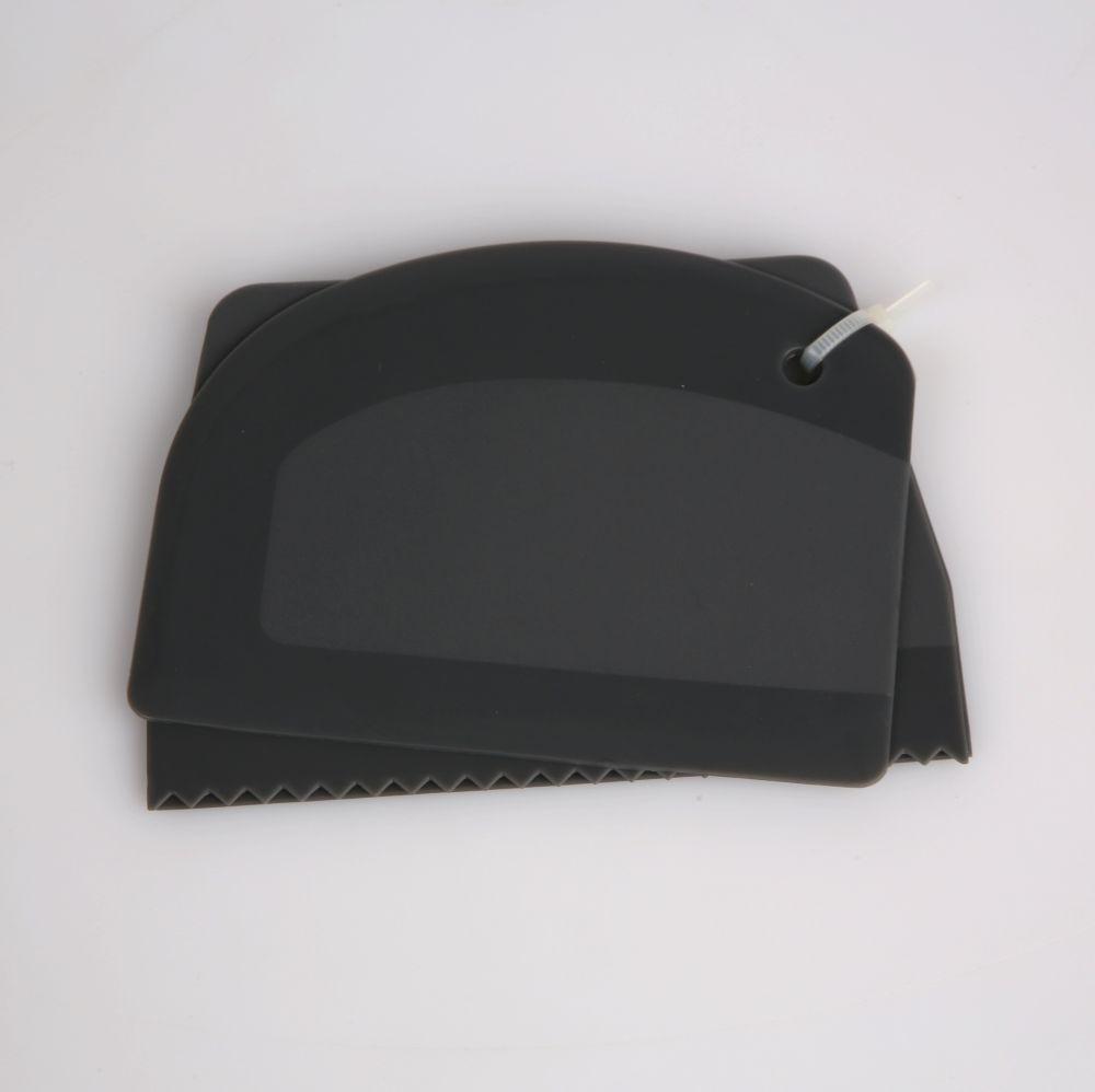 Szpatułka do formowania ciasta / wygładzania kremu Altom Design, komplet 3 szpatuł