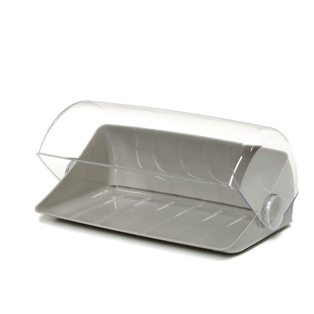 Chlebak / pojemnik na pieczywo z tworzywa sztucznego Lamela Graham taupe