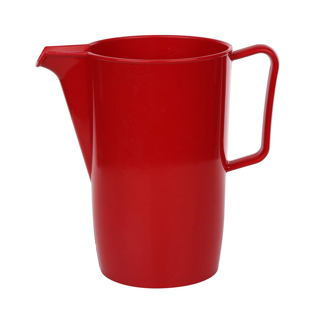 Dzbanek plastikowy Artgos czerwony 2 l