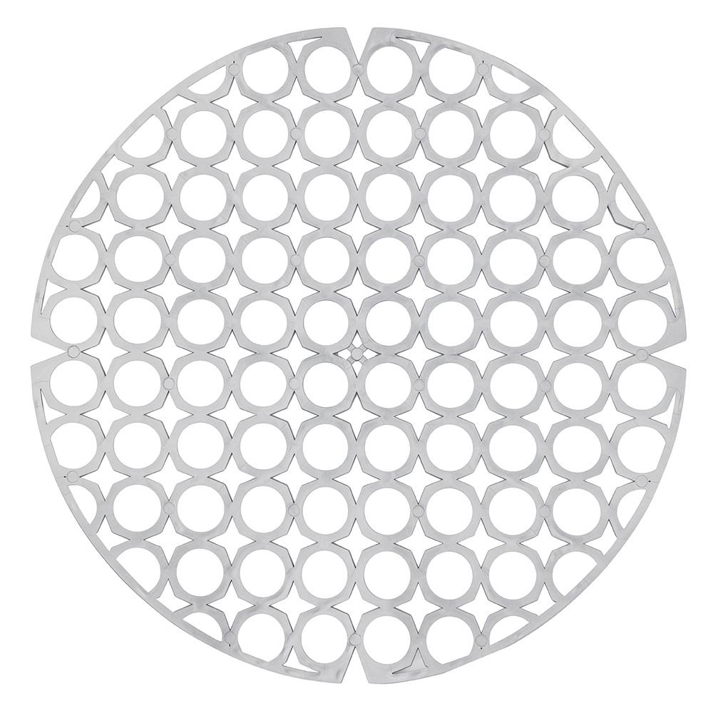Kratka do zlewu okrągła miękka MS Tworzywa dla domu 26 cm