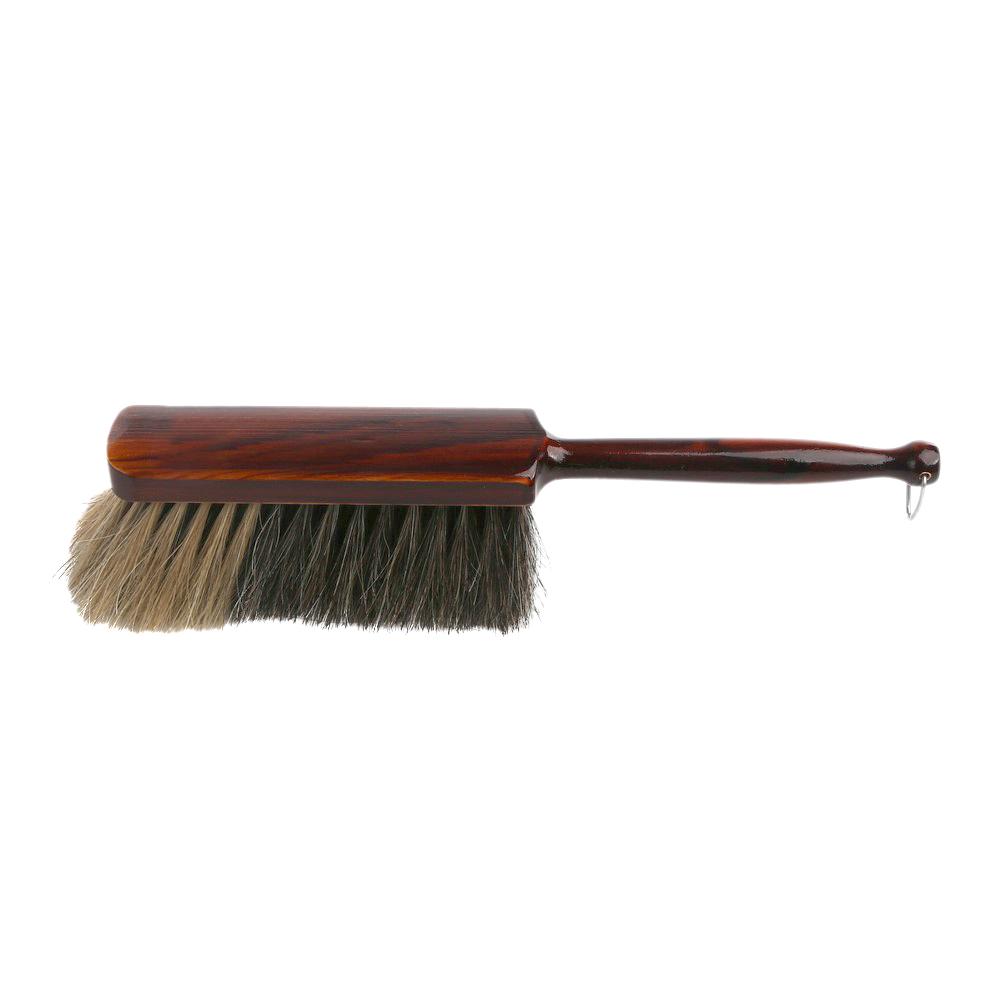 Zmiotka drewniana z włosiem końskim Starmann Natural Mahoń 29 cm