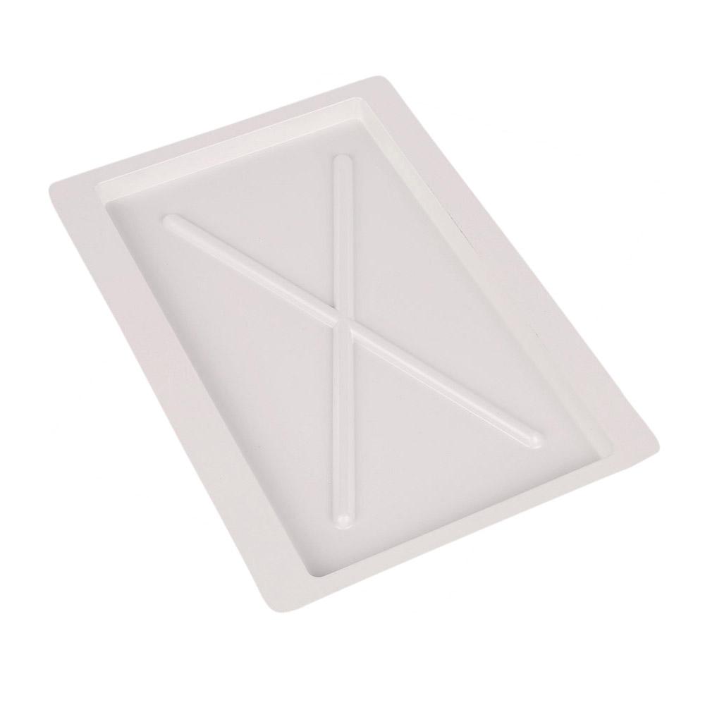 Tacka do suszarki do naczyń 2-poziomowej 40 cm Metpol 35,5x23 cm