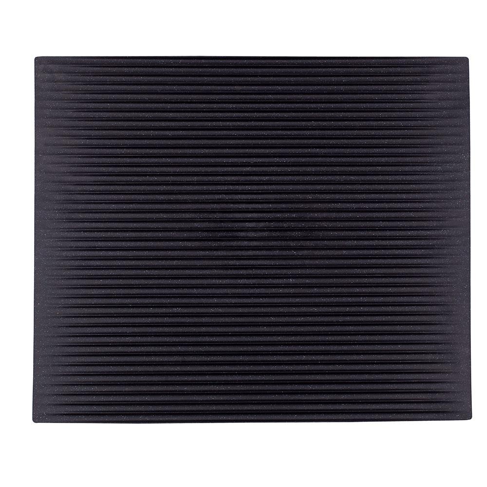 Ociekacz Flexi Practic Cosmos 45x39 cm czarny