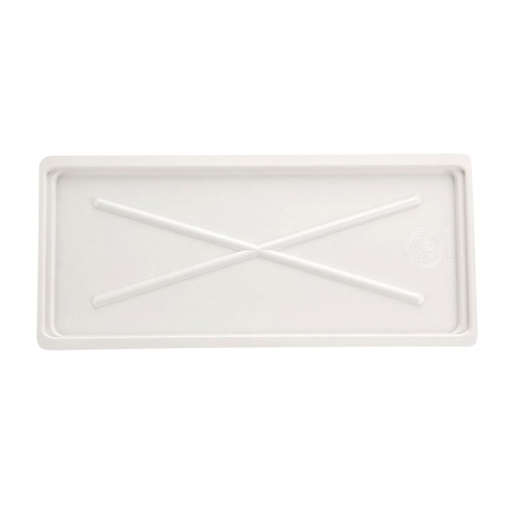 Tacka do suszarki do naczyń utwardzana Metpol 22,5x50 cm (suszarka 50 cm)
