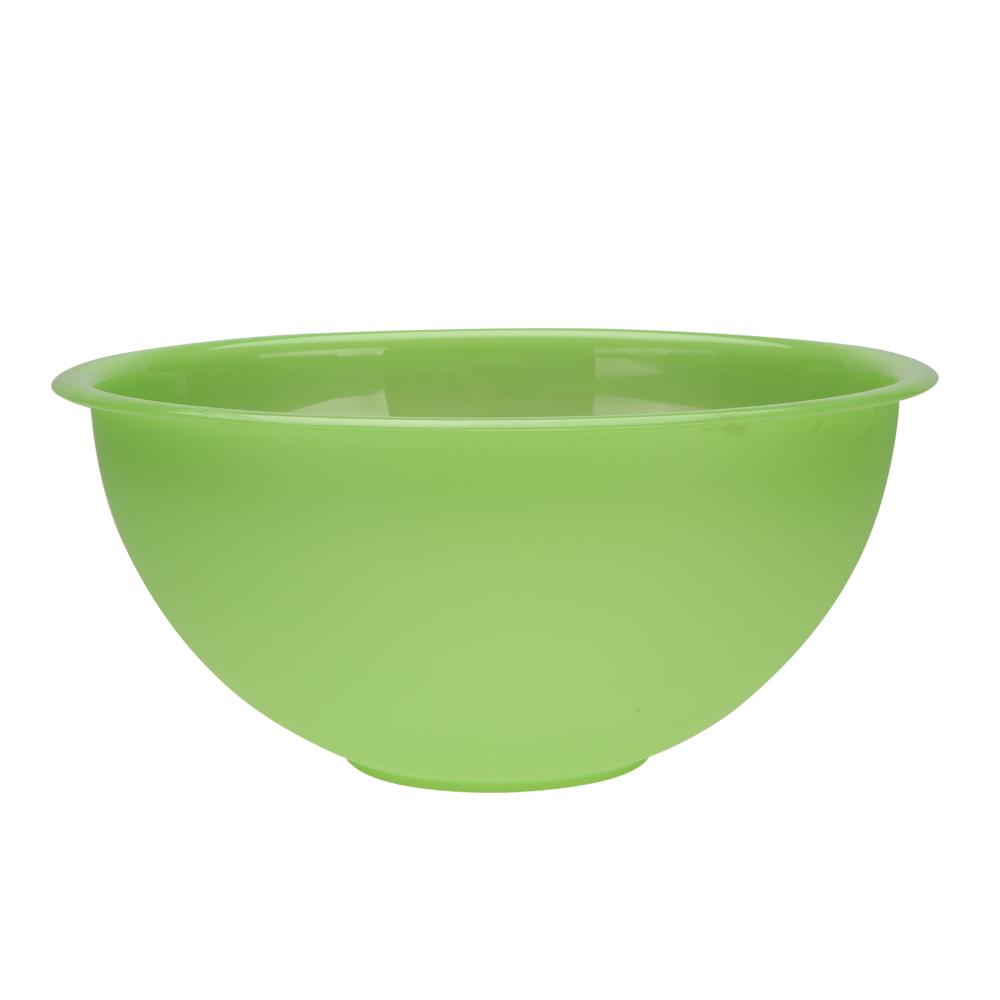 Miska / salaterka plastikowa Sagad Weekend 26 cm zielona