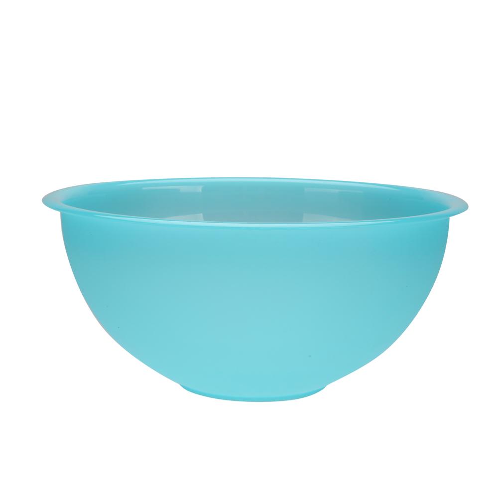 Miska / salaterka plastikowa Sagad Weekend 26 cm turkus