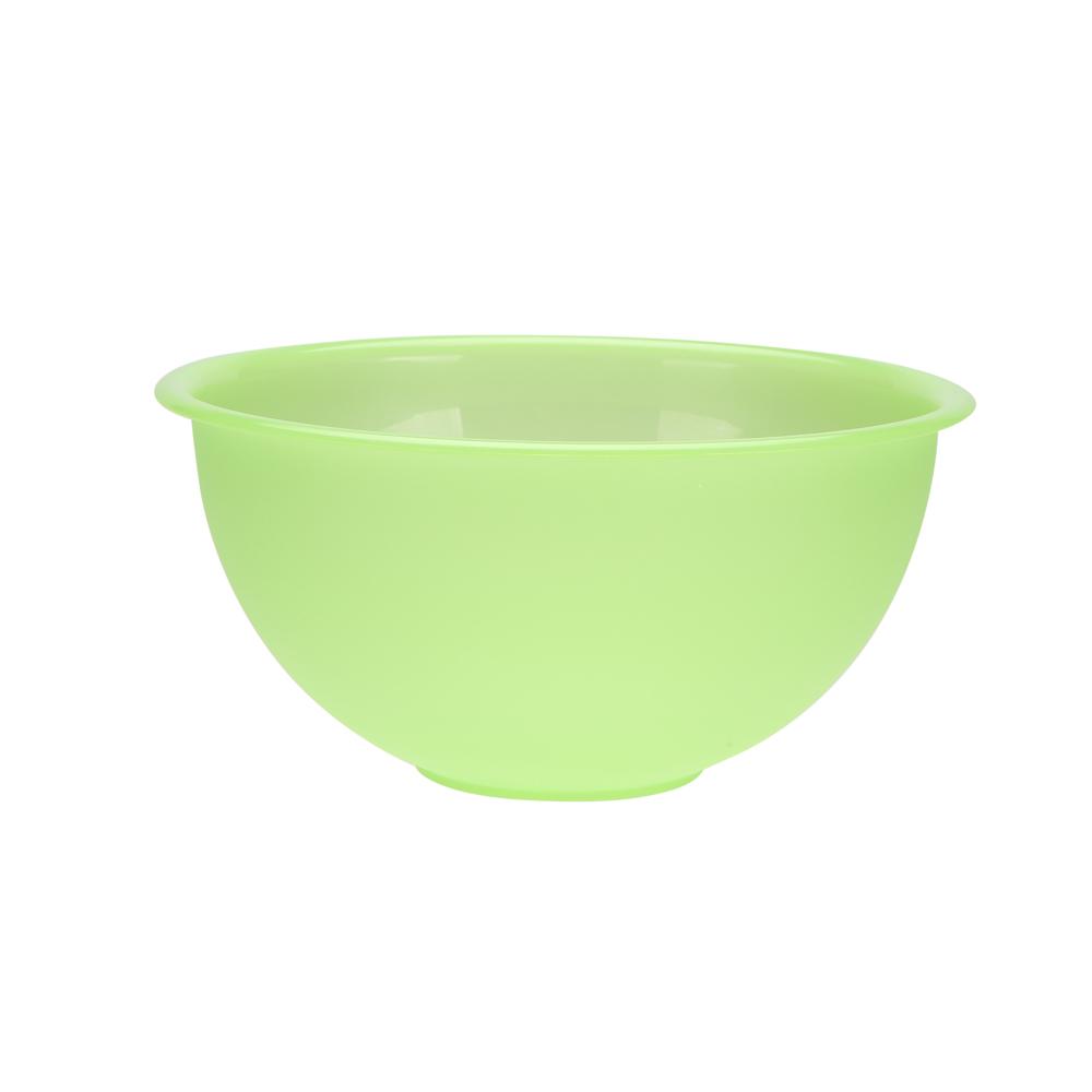Miseczka z tworzywa sztucznego Sagad Weekend 1,6 l / 19 cm zielony