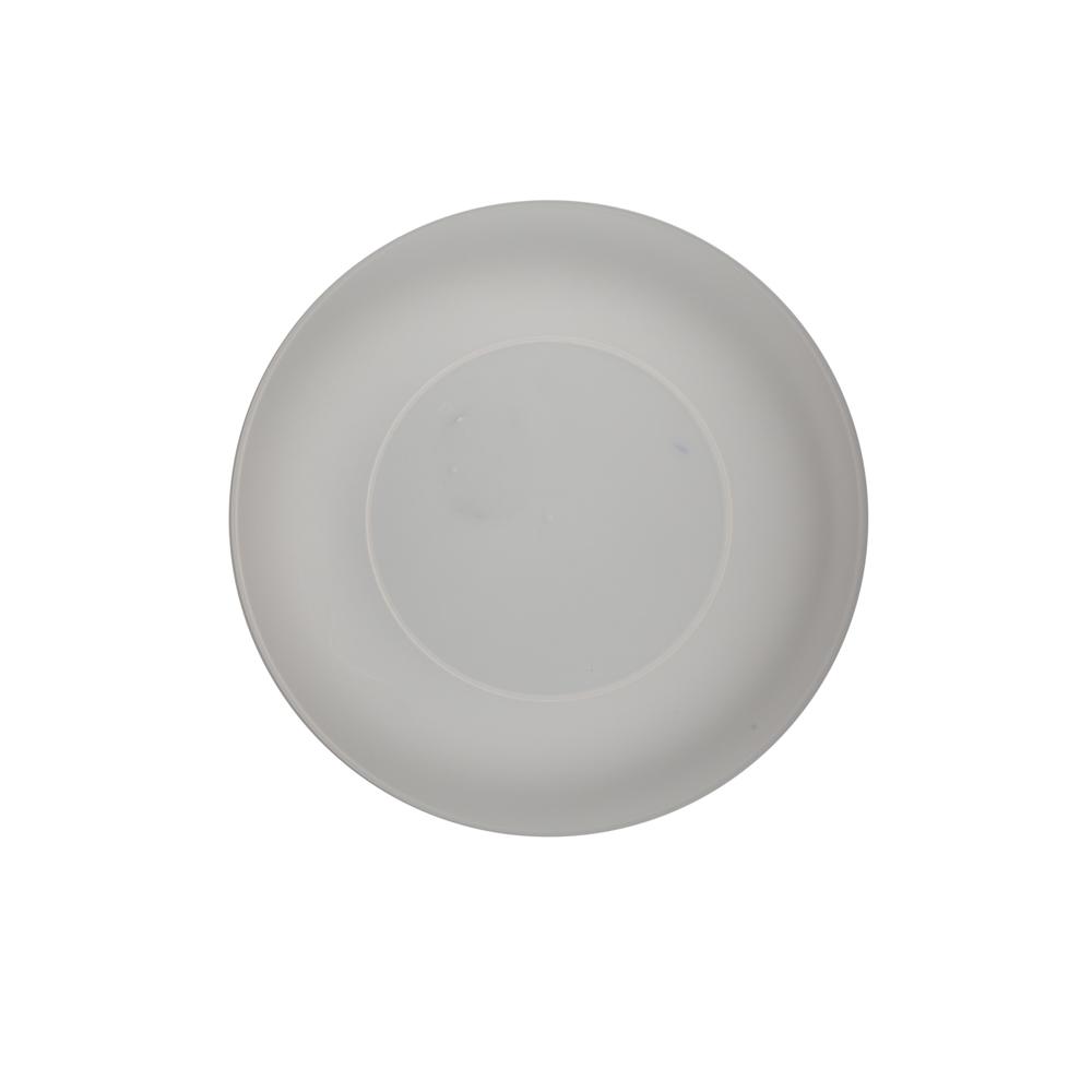 Talerz plastikowy Sagad 22 cm biały