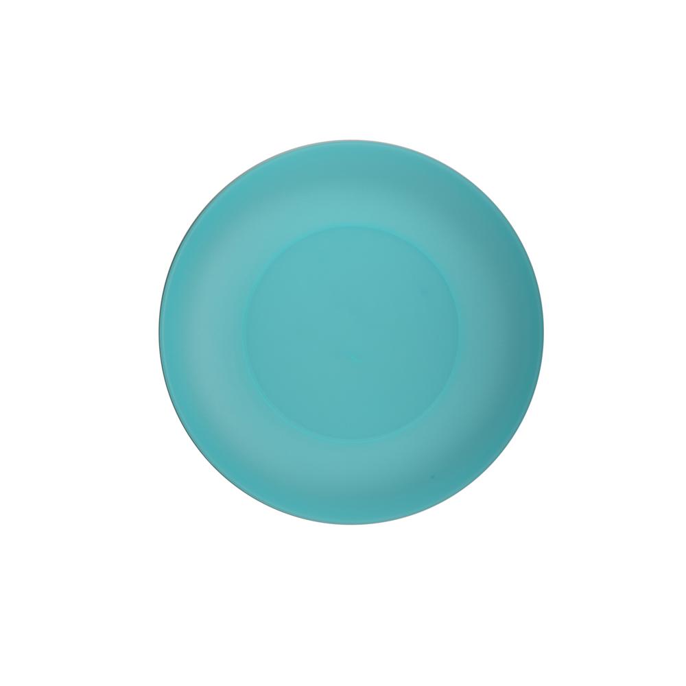 Talerz plastikowy Sagad 22 cm turkus