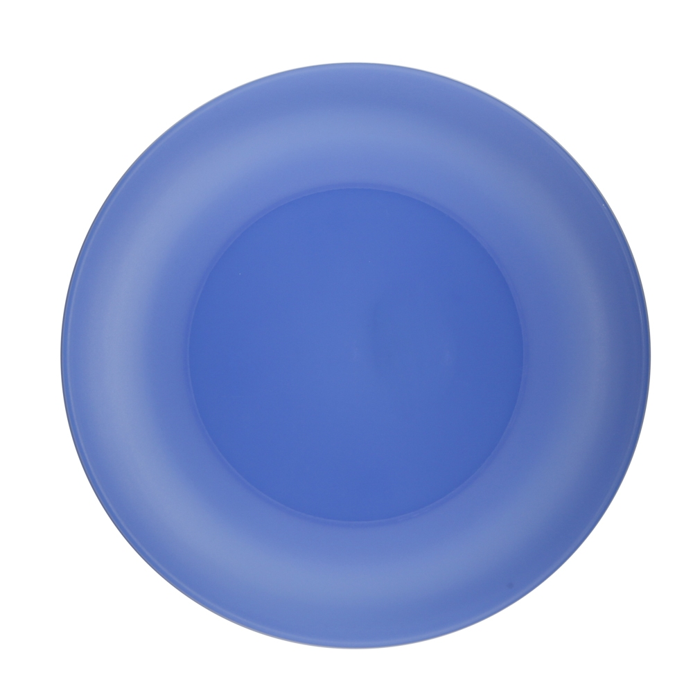 Small plate weekend 26cm blue (058)