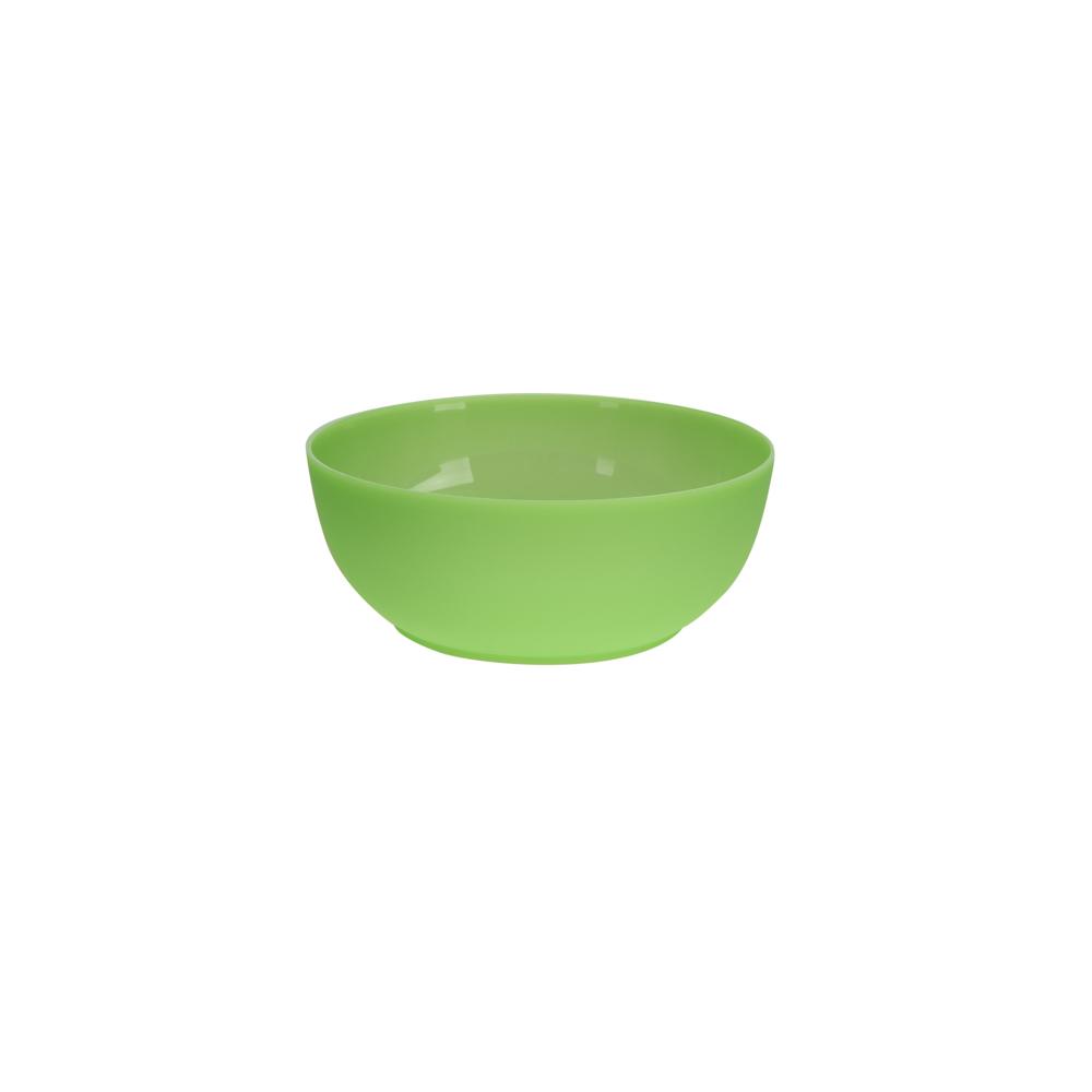 Miseczka z tworzywa sztucznego Sagad Weekend 0,3 l / 12 cm zielony