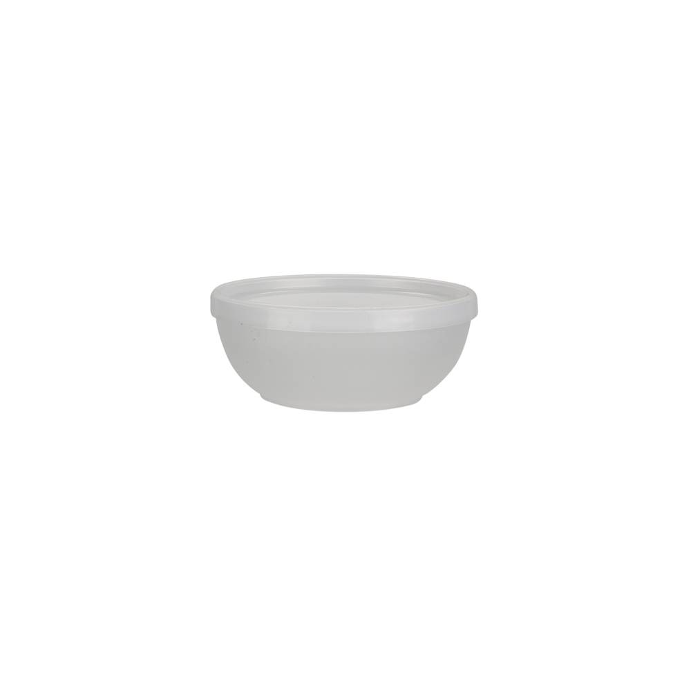 Small bowl with lid 12cm 0,3l white (224)
