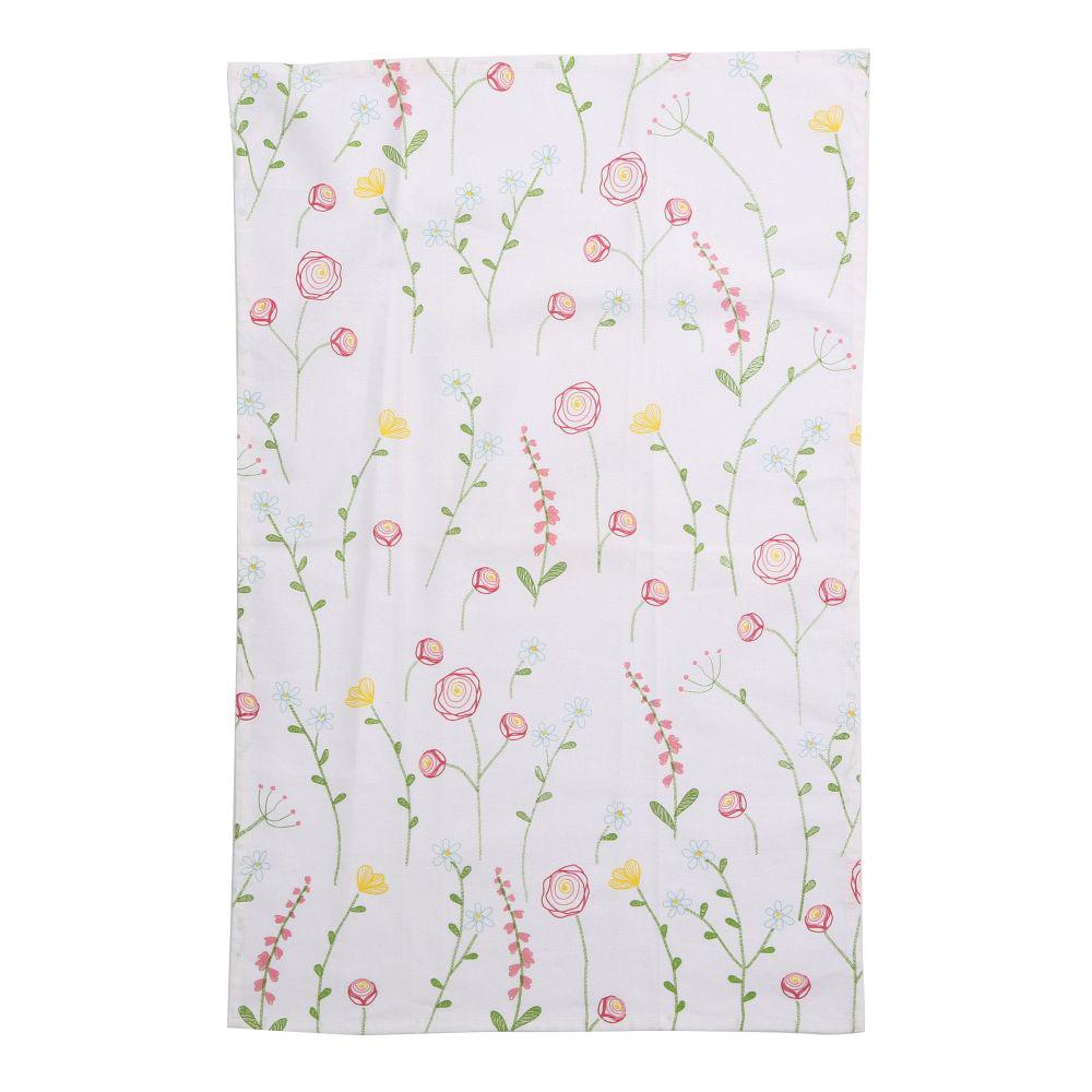 Ręcznik kuchenny Altom Design Polne Kwiaty 45x70 cm