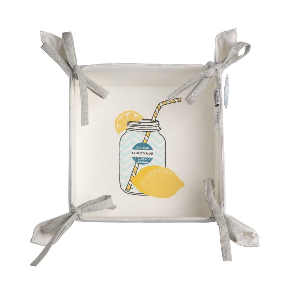 Koszyk na pieczywo materiałowy Altom Design Lena 35 cm