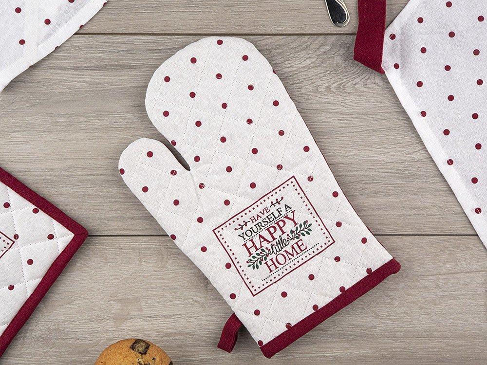 Rękawica kuchenna 100% bawełna Altom Design Victoria Home