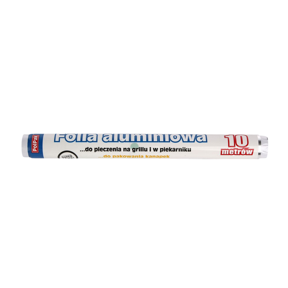 Folia aluminiowa AKU 10 m