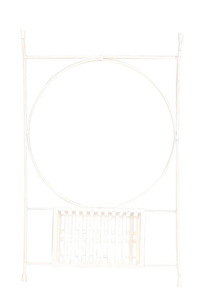 Półka na wannę Primpol 64x42 cm