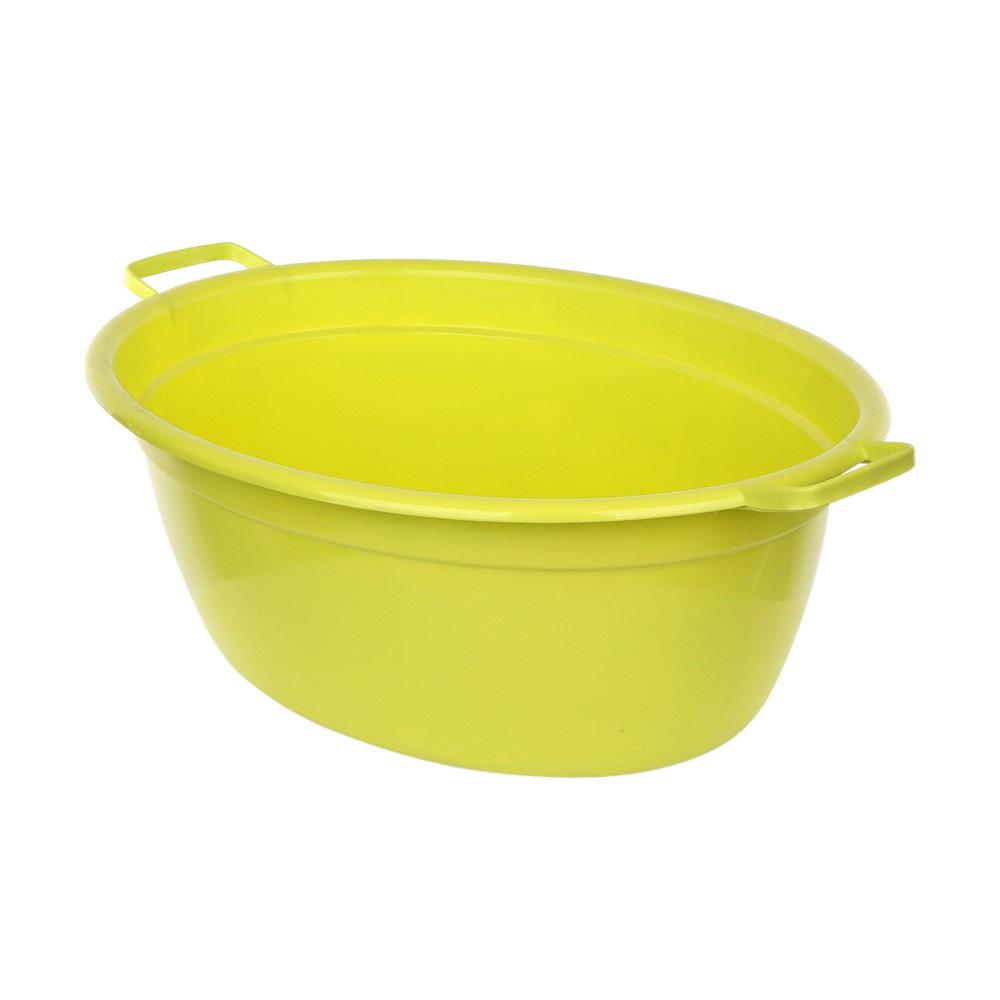 Wanna plastikowa owalna zielona 40l