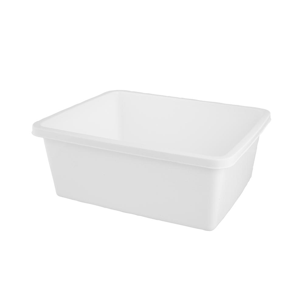 Rectangular bowl 33,7x26,8cm 8l