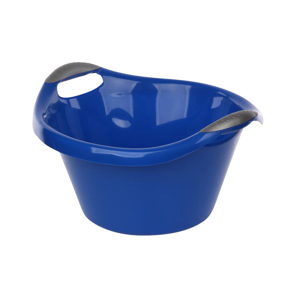 Miska plastikowa niebieska 10l