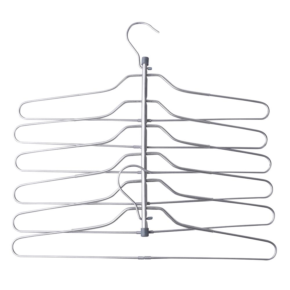 Wieszak na ubrania do szafy łączony Primpol