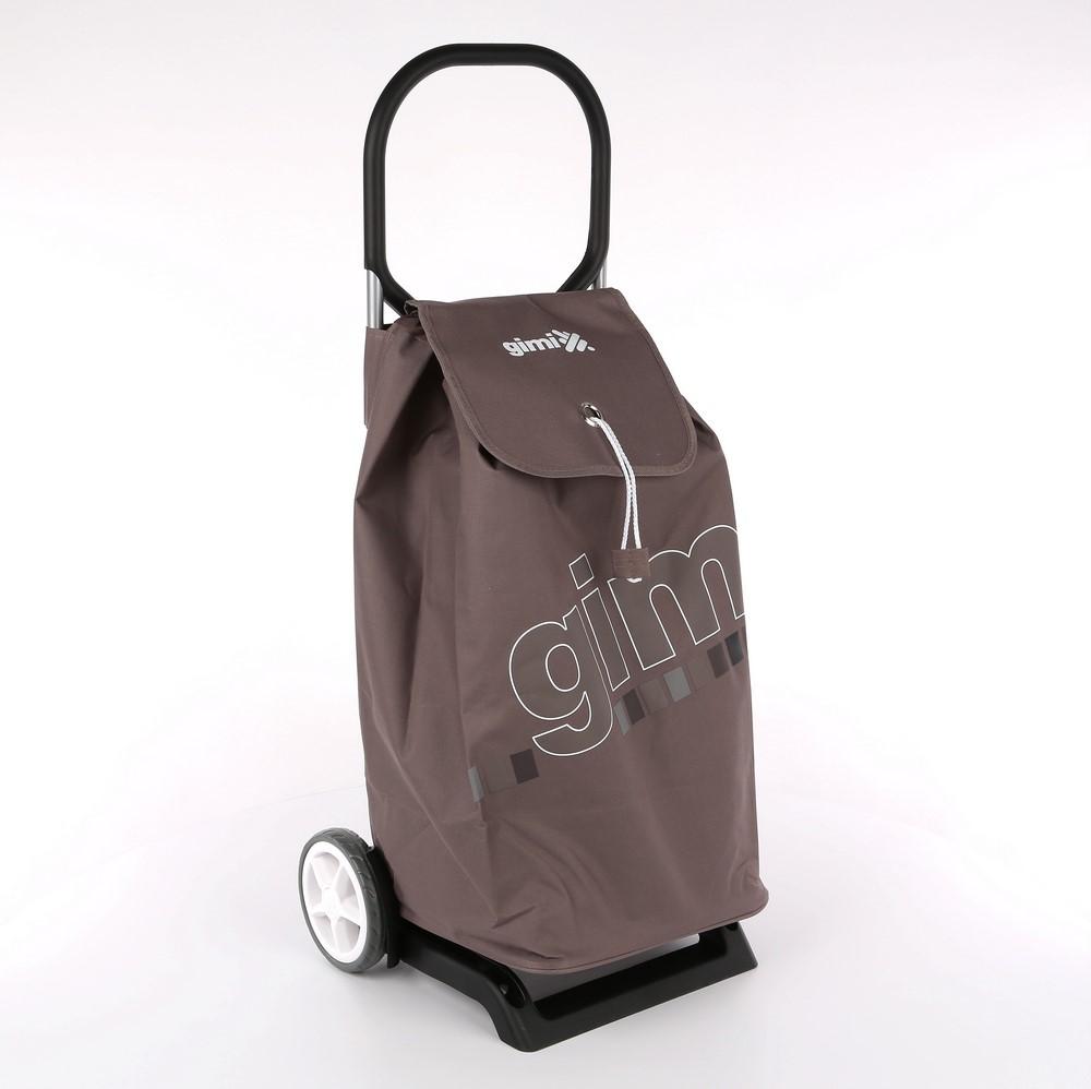 Wózek / Torba na zakupy GIMI Italo Szary 30 kg / 52 l