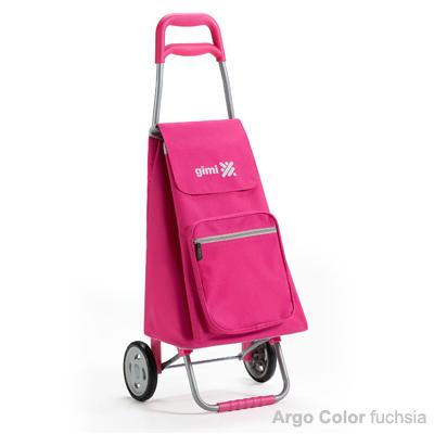 Wózek / Torba na zakupy GIMI Argo Różowy 30 kg / 45 l