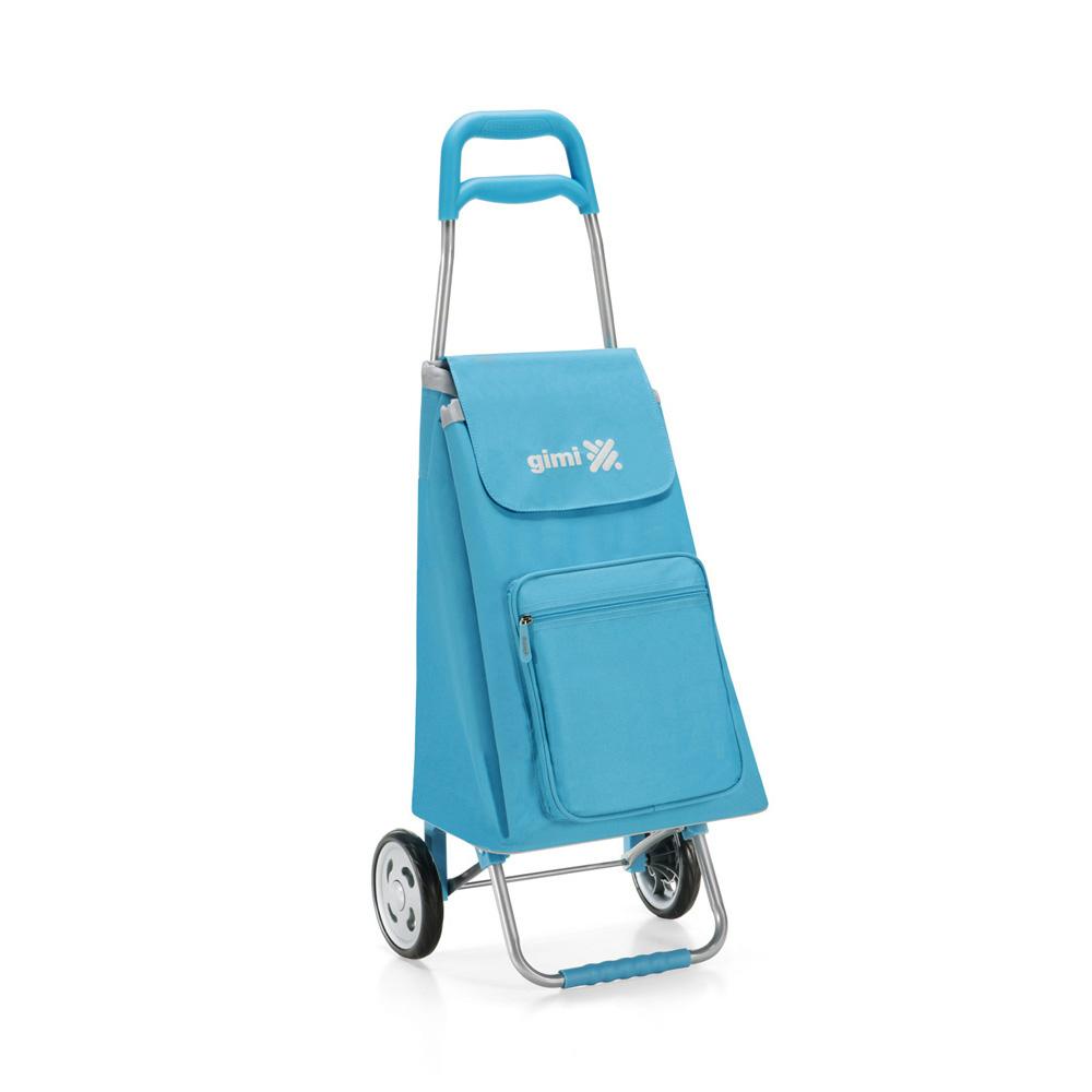 Wózek / Torba na zakupy GIMI Argo Turkusowy 30 kg / 45 l