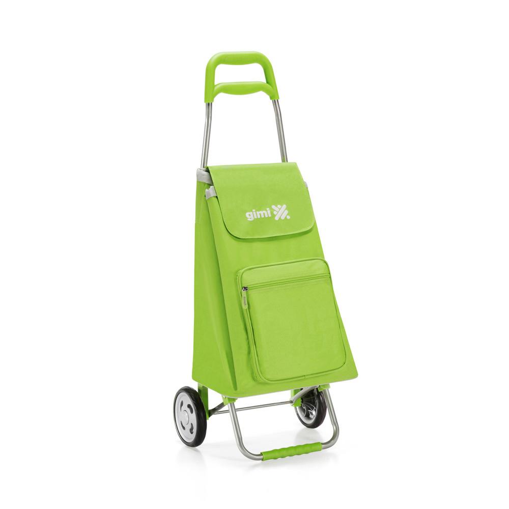 Wózek / Torba na zakupy GIMI Argo Seledynowy 30 kg / 45 l