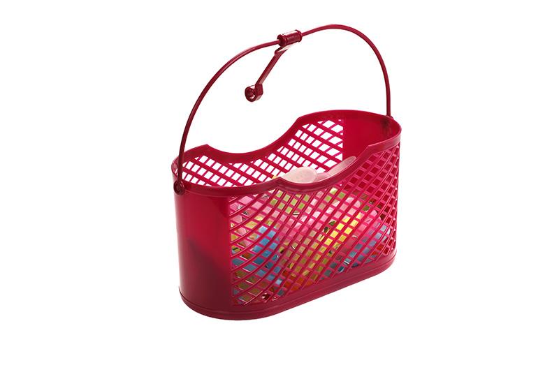 Klamerki z koszykiem MTM Nove (30 sztuk)