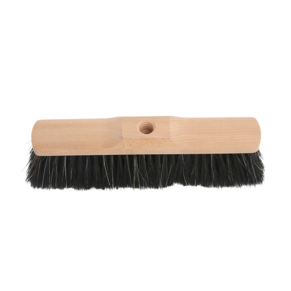 Szczotka do zmiatania / Zmiotka / Miotła z gwintem drewniana włosie mieszane Starmann 30 cm