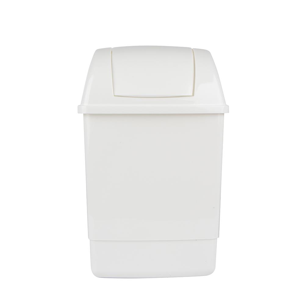 Kosz na śmieci Bentom 12 l biały