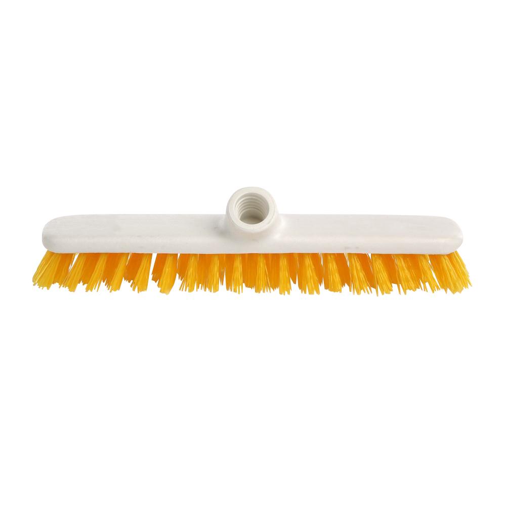Szczotka do szorowania / do miotły z otworem na kij z gwintem Cavallo 26 cm