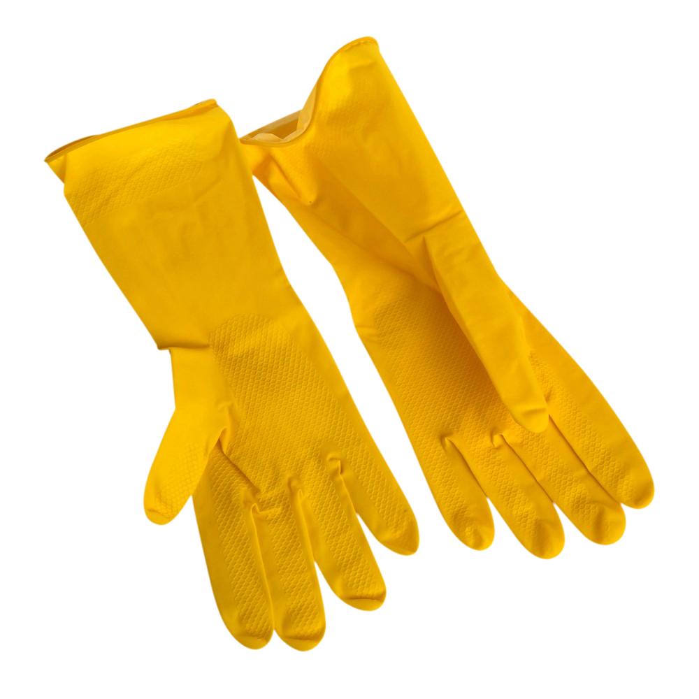 Rękawice gumowe / gospodarcze AKU Kuchcik S